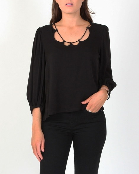 Whisper top blk A