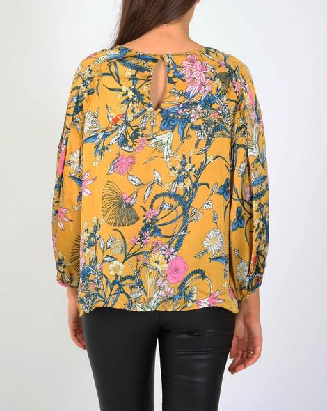 floral steffi top B