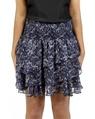 Chloe skirt navy A