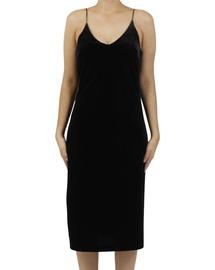 Rae Velvet Slip Dress