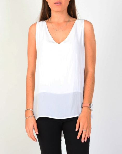 Kendall top white A