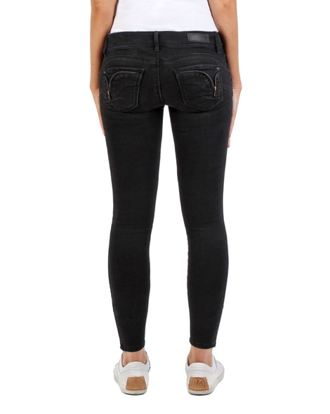 Jina Black Shade Jean back