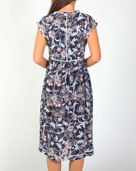 Tapestry floral dress B