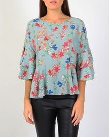 Floral Luciana Top