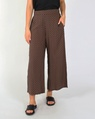 Jamy pant navy and tobacco A