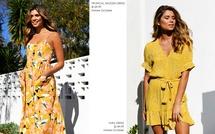 TROPICAL IMOGEN DRESS AND TARA DRESS copy