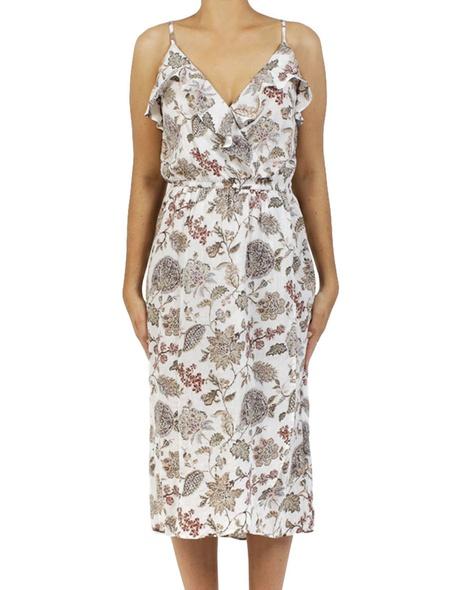 Miami dress vanilla A copy