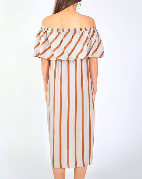 Jaclyn midi dress B