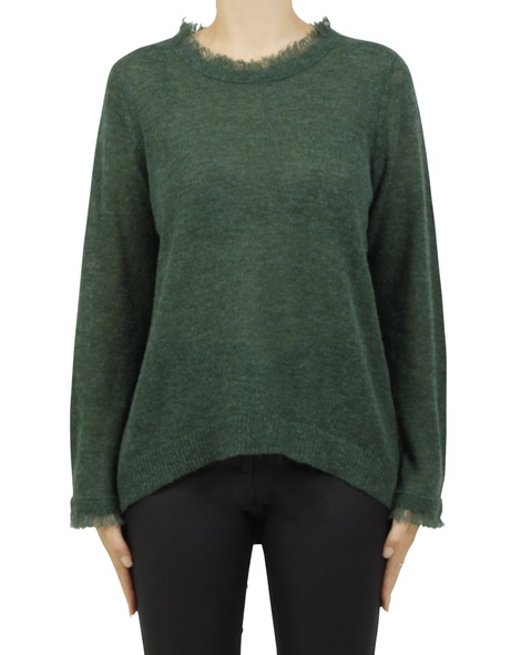delilah knit green A