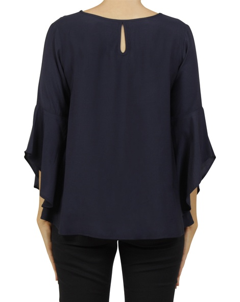 Pippi blouse navy B