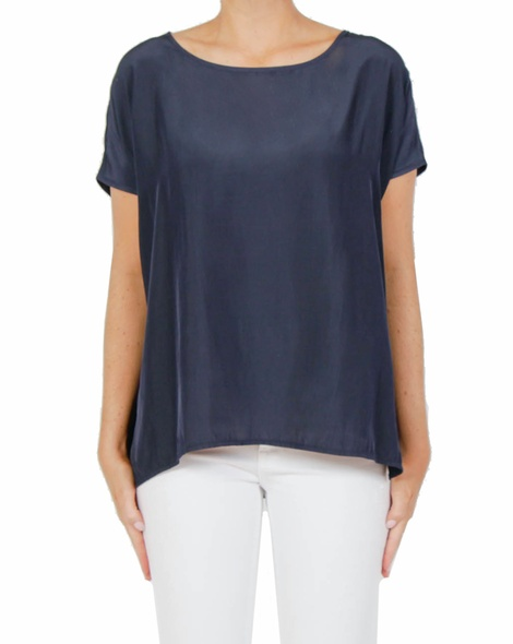 Andie top navy A