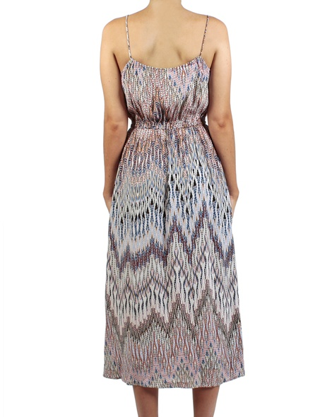 Tribal isola dress back copy