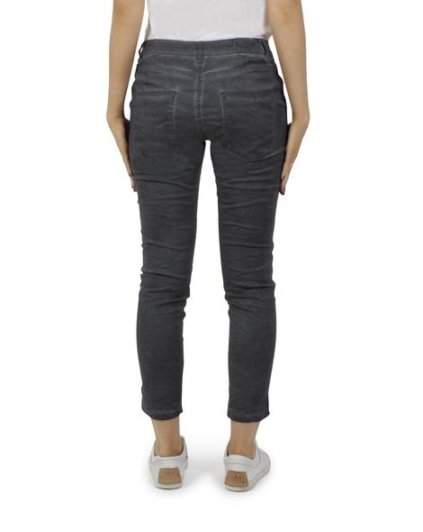 Ivy stripe jeans charcoal B