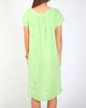 Toledo linen dress mint B