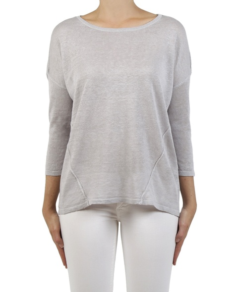 Forward side seam knit pewter front copy