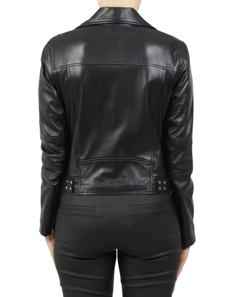 hendricks leather jacket B