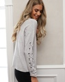 laceup pullover silver (33)