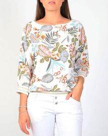 Floral Gerrie Top