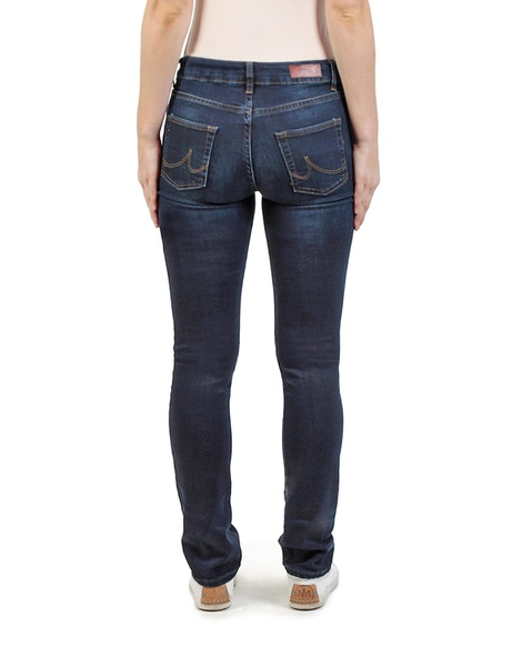 Aspen Y Faith Wash jean back