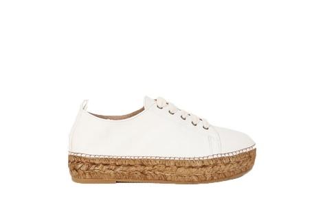 TRUENO white leather B