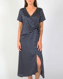 Laura Spot Dress