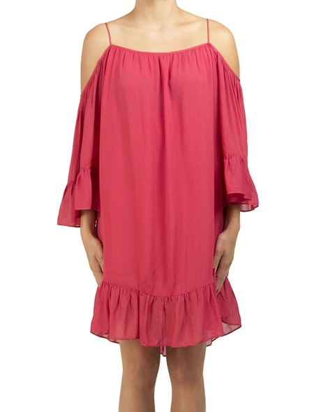 sunrise dress red A