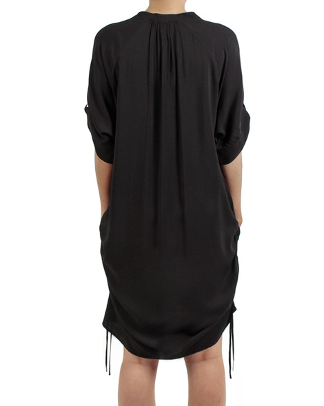 Tiffany Dress black back copy