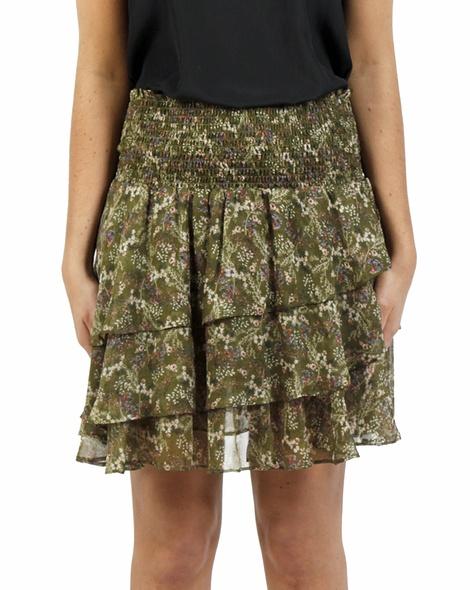 Chloe skirt khaki A