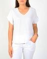 Havana linen top white A