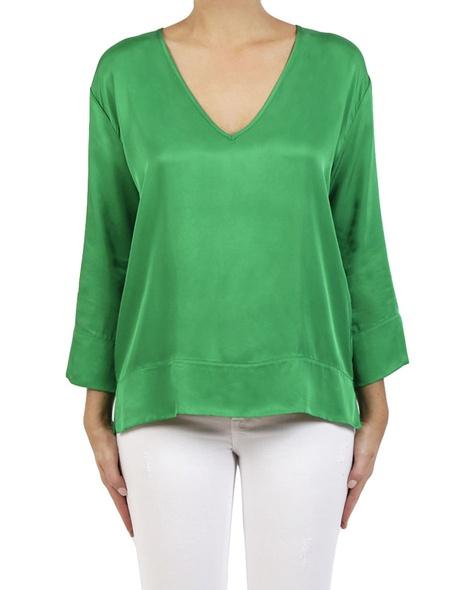 Casablanca top green A