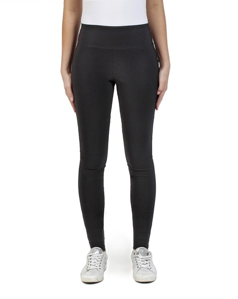 Skinny cigarette pant front