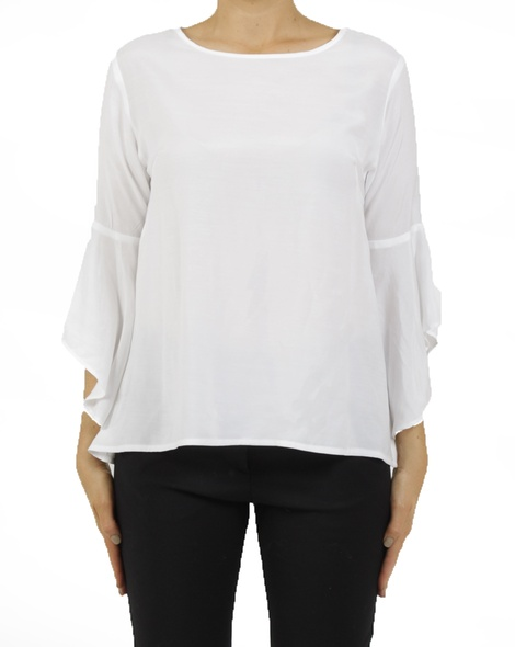 Pippi blouse white A