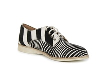 ROLLIE DERBY - Lace Up Flat