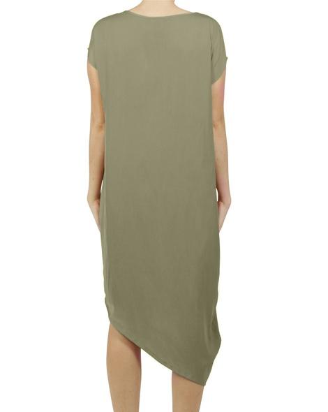 Allegra dress Khaki B col change