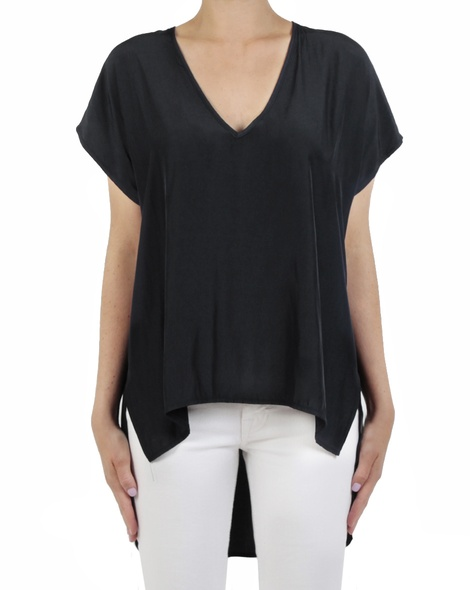 Cat top black front