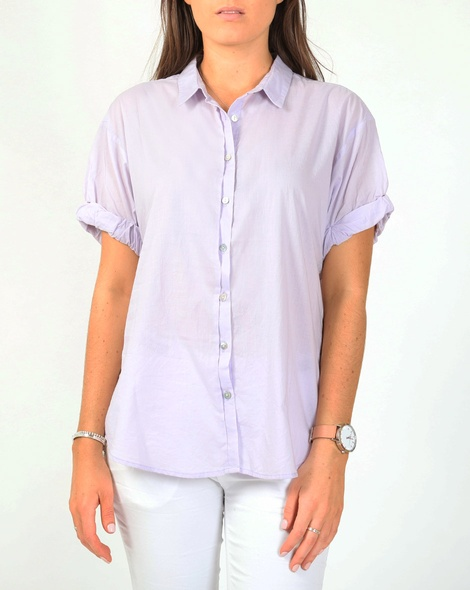 Siesta shirt purple A new