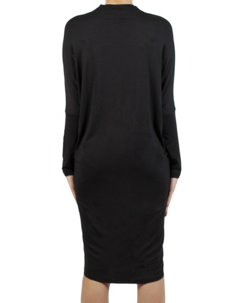 Lucinda dress black back copy
