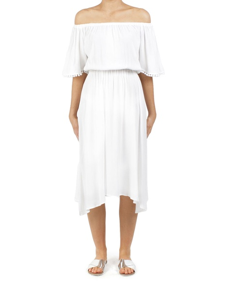 zuzu dress white A