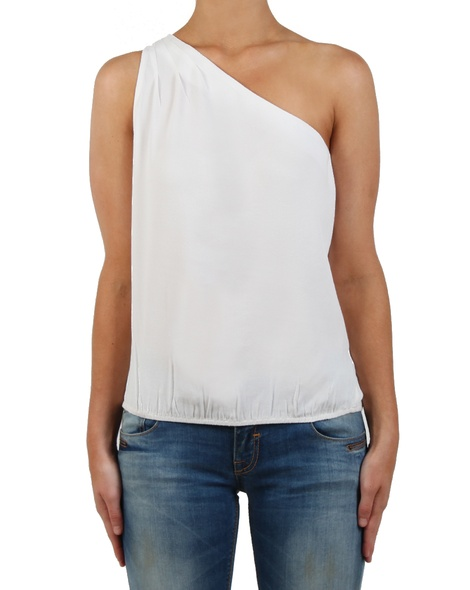 Mimi top White front