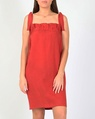 Jayde mini dress red A