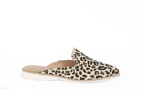 Madison Mule Leopard b
