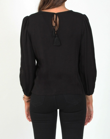 Whisper top blk B