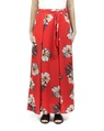 Evangaline Skirt Red A