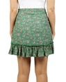 Melita Skirt Green Bcol edit