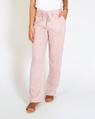Skylar linen pant pink A