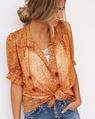Kayleigh top orange (61)