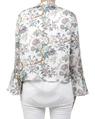 floral aleah kimono white B col chg