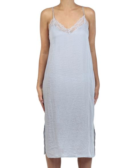 Shiona Slip dress ice front