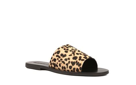 TERESA leopard blk sole A