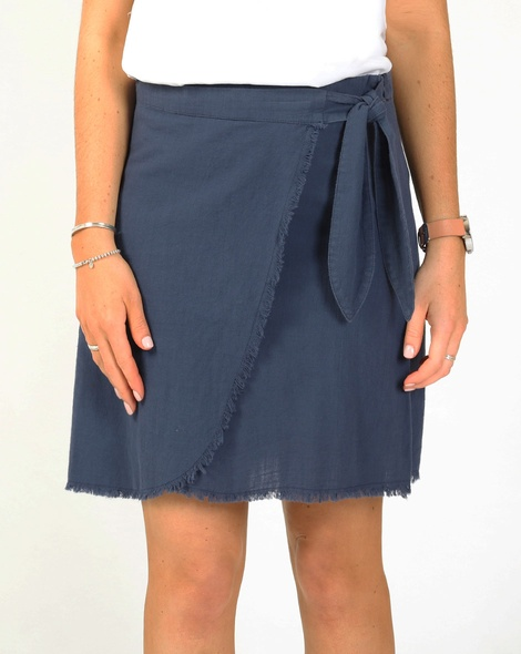 Blair skirt navy A